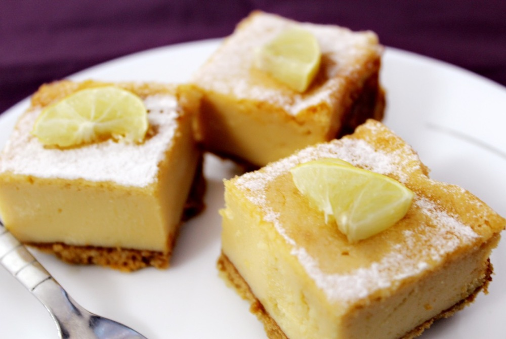 Lemon bar 1