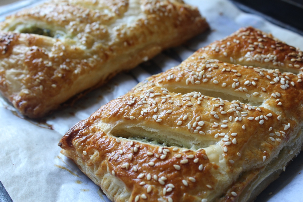spinach puff 2
